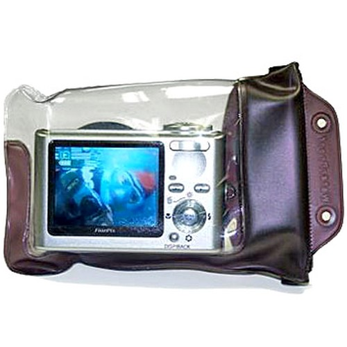 DICAPac WP-710 Waterproof Digital Camera Case for Cameras w/ Zoom Lens