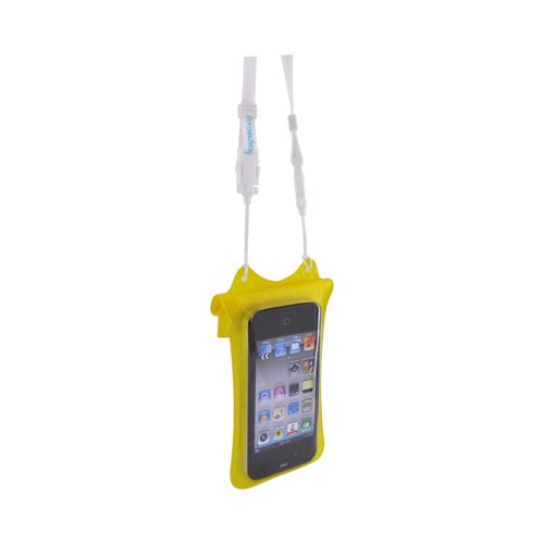 Original DICAPac Apple iPhone 3G 3GS 4 4S Waterproof Cell Phone Case, WP-I10YL - Yellow