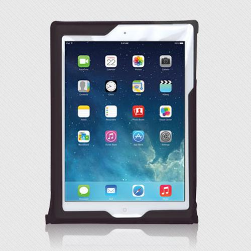 DiCAPac Waterproof Case for Apple iPad Series [Black] - Protect Your Tablet From Water Damage This Summer! WP-i20