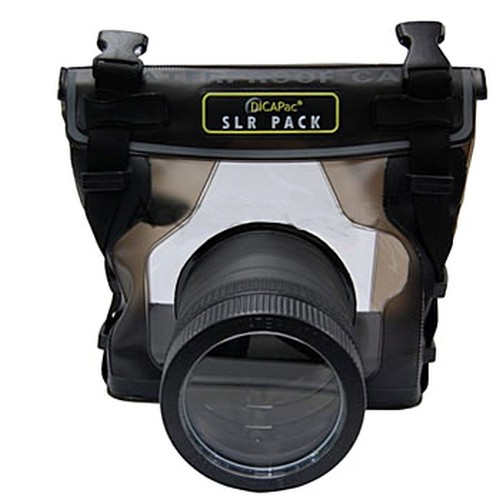 DiCAPac Waterproof SLR Camera Case, WP-S10