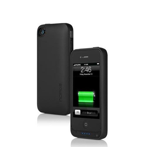 Incipio OffGrid PRO Apple iPhone 4, iPhone 4S Hard Charging Case, IPH-700 - Black